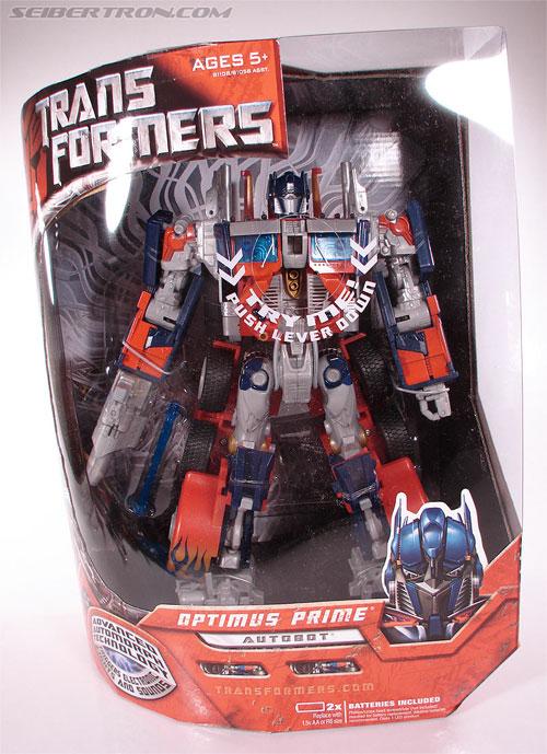 Transformers (2007) Optimus Prime (Convoy) (Image #3 of 256)