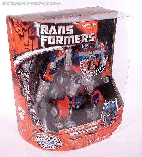 Transformers (2007) Optimus Prime (Convoy) (Image #7 of 256)