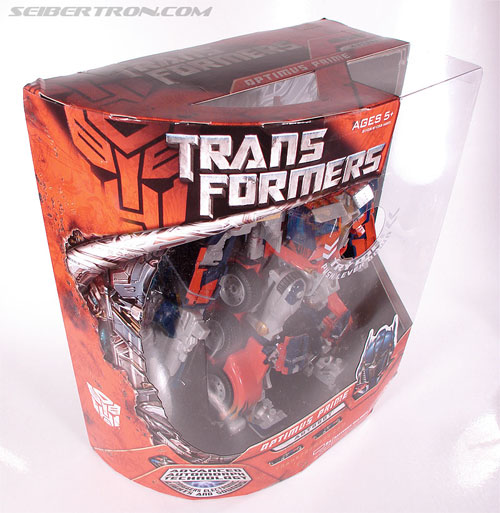 Transformers (2007) Optimus Prime (Convoy) (Image #9 of 256)