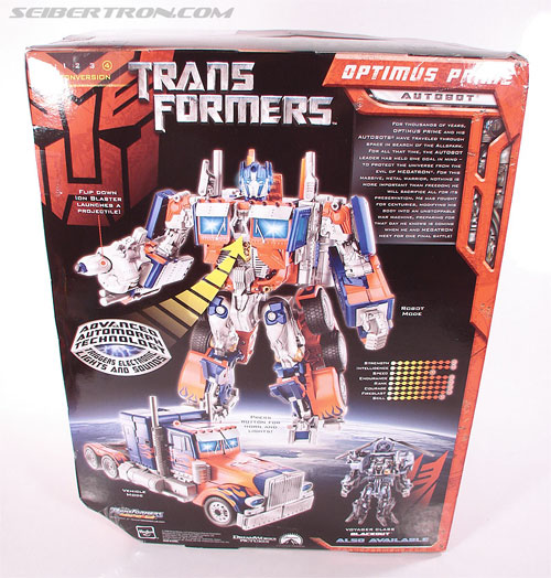 Transformers (2007) Optimus Prime (Convoy) (Image #13 of 256)