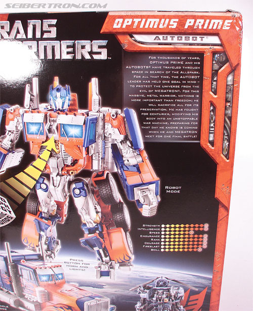 Transformers (2007) Optimus Prime (Convoy) (Image #14 of 256)