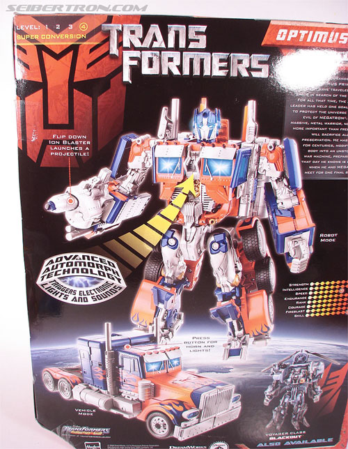 Transformers (2007) Optimus Prime (Convoy) (Image #15 of 256)