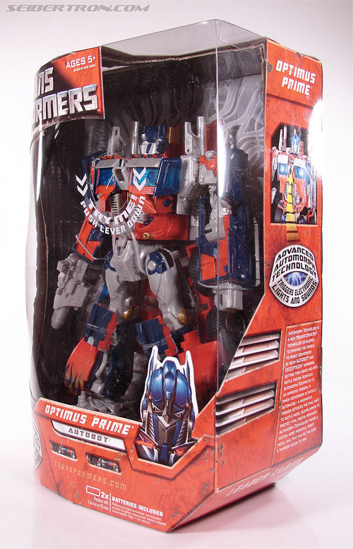 Transformers (2007) Optimus Prime (Convoy) (Image #22 of 256)