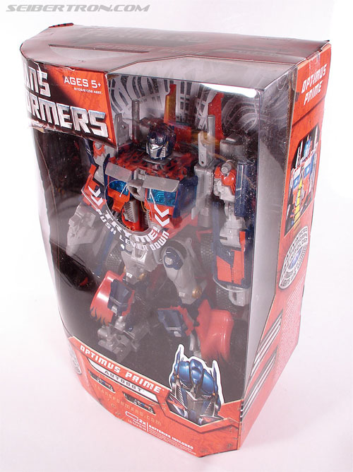 Transformers (2007) Optimus Prime (Convoy) (Image #23 of 256)