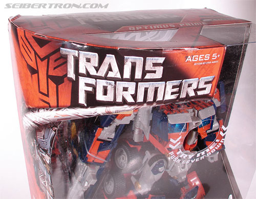 Transformers (2007) Optimus Prime (Convoy) (Image #26 of 256)
