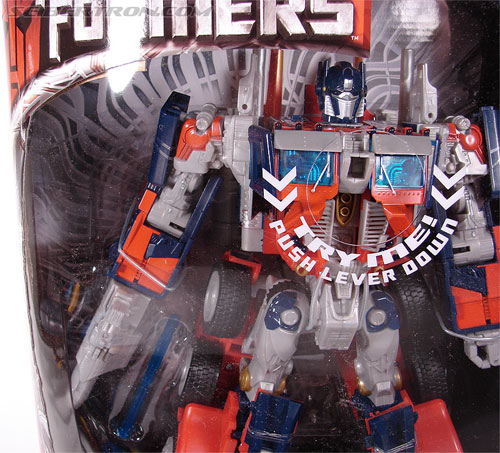 Transformers (2007) Optimus Prime (Convoy) (Image #31 of 256)