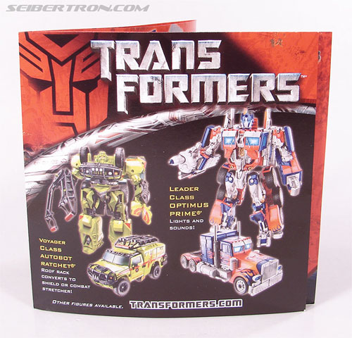 Transformers (2007) Optimus Prime (Convoy) (Image #38 of 256)