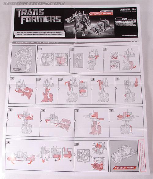 Transformers (2007) Optimus Prime (Convoy) (Image #46 of 256)