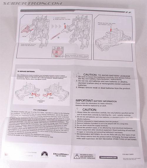 Transformers (2007) Optimus Prime (Convoy) (Image #52 of 256)