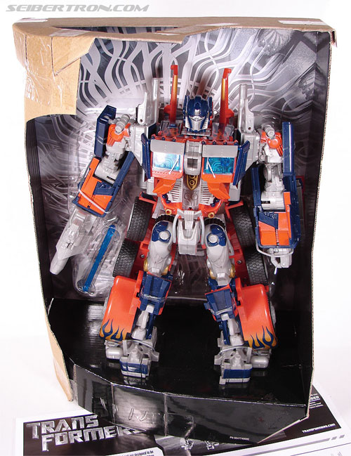Transformers (2007) Optimus Prime (Convoy) (Image #53 of 256)