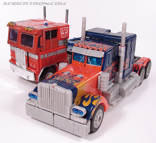 Transformers (2007) Optimus Prime (Convoy) (Image #91 of 256)