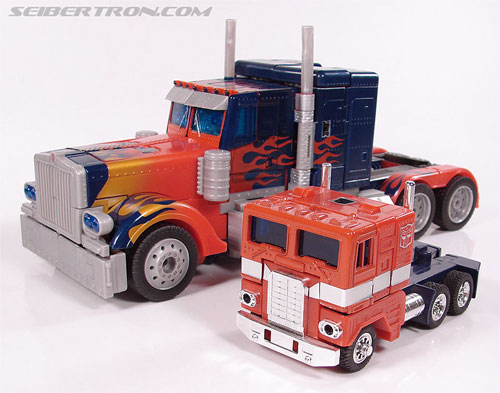 Transformers (2007) Optimus Prime (Convoy) (Image #93 of 256)