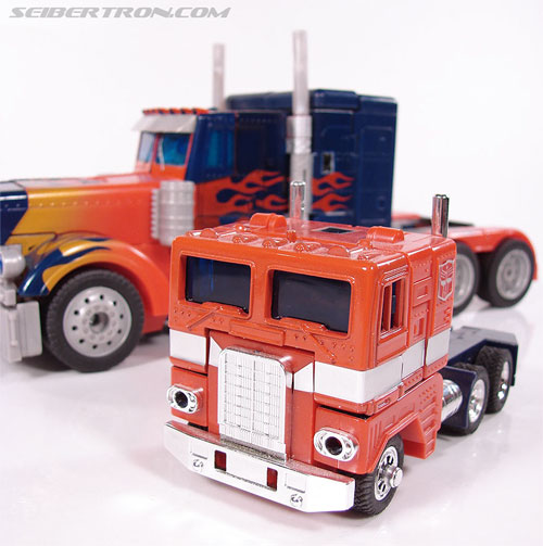 Transformers (2007) Optimus Prime (Convoy) (Image #95 of 256)