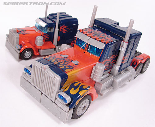 Transformers (2007) Optimus Prime (Convoy) (Image #99 of 256)