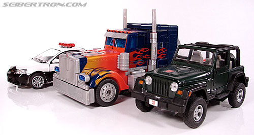 Transformers (2007) Optimus Prime (Convoy) (Image #105 of 256)