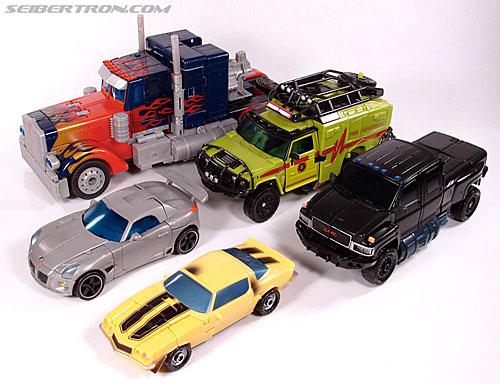 Transformers (2007) Optimus Prime (Convoy) (Image #106 of 256)