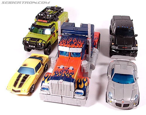 Transformers (2007) Optimus Prime (Convoy) (Image #107 of 256)