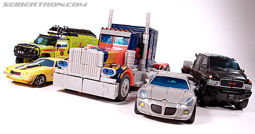 Transformers (2007) Optimus Prime (Convoy) (Image #108 of 256)