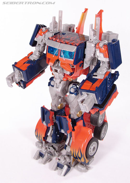 Transformers (2007) Optimus Prime (Convoy) (Image #122 of 256)