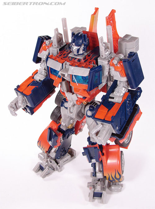 Transformers (2007) Optimus Prime (Convoy) (Image #125 of 256)