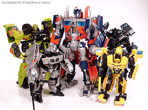 Transformers (2007) Optimus Prime (Convoy) (Image #255 of 256)