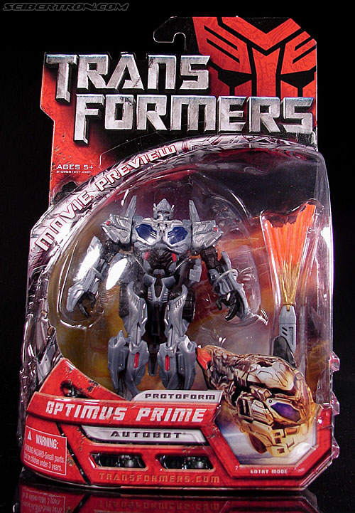 Transformers (2007) Optimus Prime (Protoform) (Image #2 of 154)