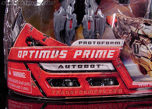 Transformers (2007) Optimus Prime (Protoform) (Image #3 of 154)