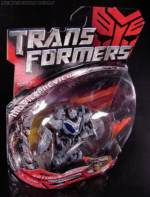 Transformers (2007) Optimus Prime (Protoform) (Image #9 of 154)