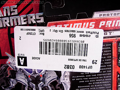 Transformers (2007) Optimus Prime (Protoform) (Image #16 of 154)