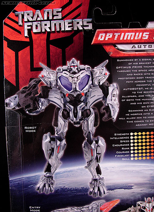Transformers (2007) Optimus Prime (Protoform) (Image #19 of 154)