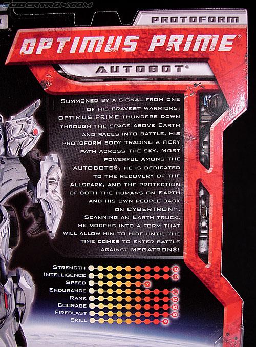 Transformers (2007) Optimus Prime (Protoform) (Image #20 of 154)