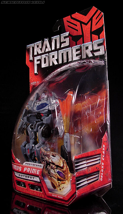 Transformers (2007) Optimus Prime (Protoform) (Image #29 of 154)