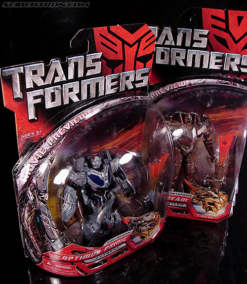 Transformers (2007) Optimus Prime (Protoform) (Image #38 of 154)