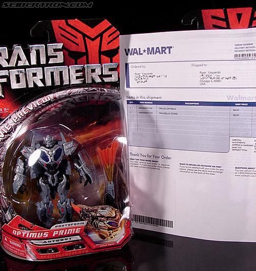 Transformers (2007) Optimus Prime (Protoform) (Image #45 of 154)