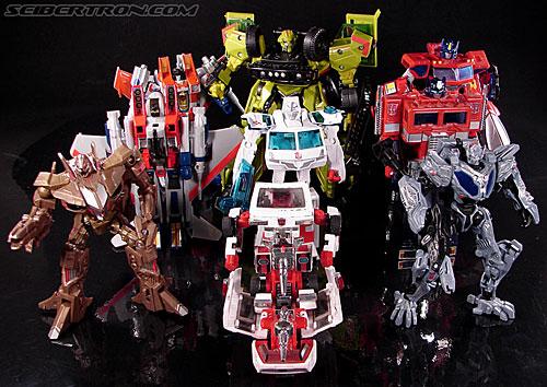 Transformers (2007) Optimus Prime (Protoform) (Image #153 of 154)