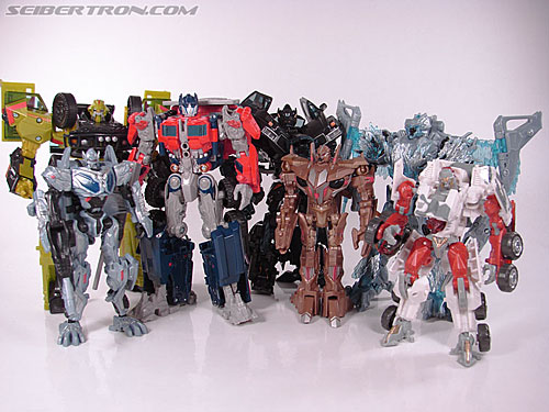 Transformers (2007) Optimus Prime (Image #208 of 209)