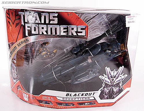 Transformers (2007) Premium Scorponok (Image #1 of 41)