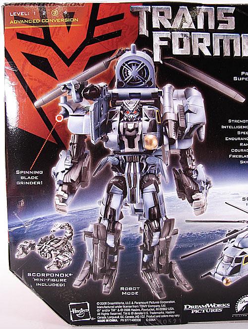 Transformers (2007) Premium Scorponok (Image #3 of 41)