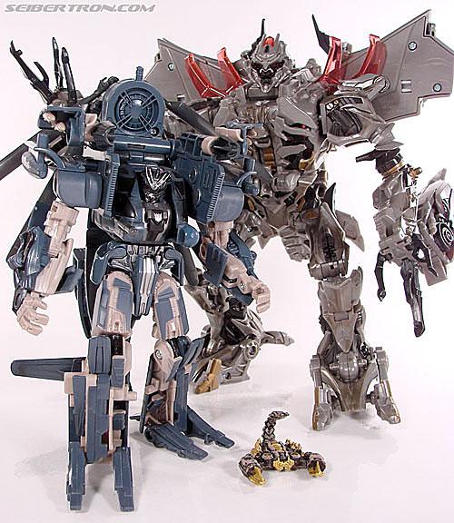 Transformers (2007) Premium Scorponok (Image #35 of 41)