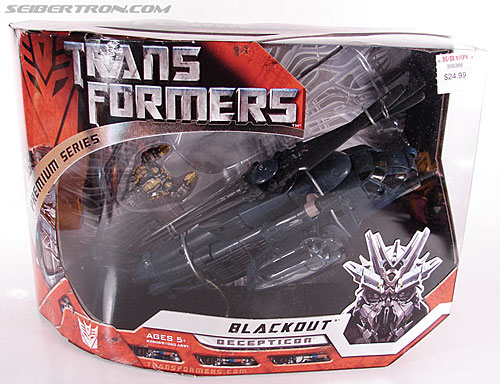 Transformers (2007) Premium Blackout (Image #1 of 177)