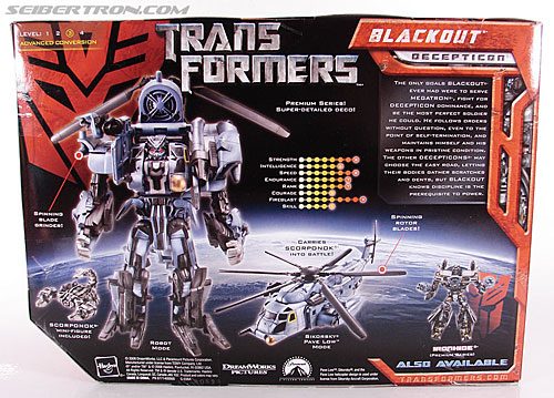 Transformers (2007) Premium Blackout (Image #7 of 177)