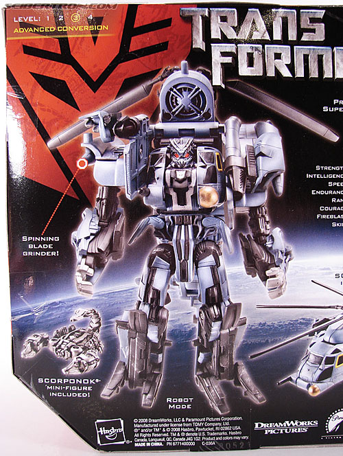 Transformers (2007) Premium Blackout (Image #9 of 177)