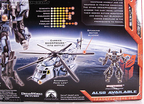 Transformers (2007) Premium Blackout (Image #10 of 177)