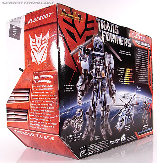 Transformers (2007) Premium Blackout (Image #11 of 177)