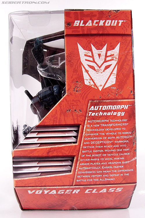Transformers (2007) Premium Blackout (Image #12 of 177)