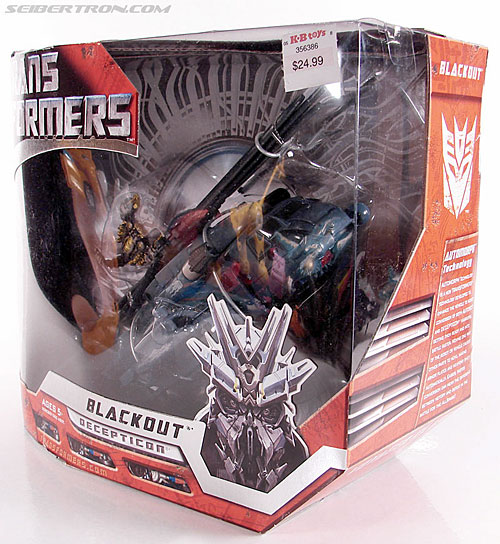 Transformers (2007) Premium Blackout (Image #13 of 177)