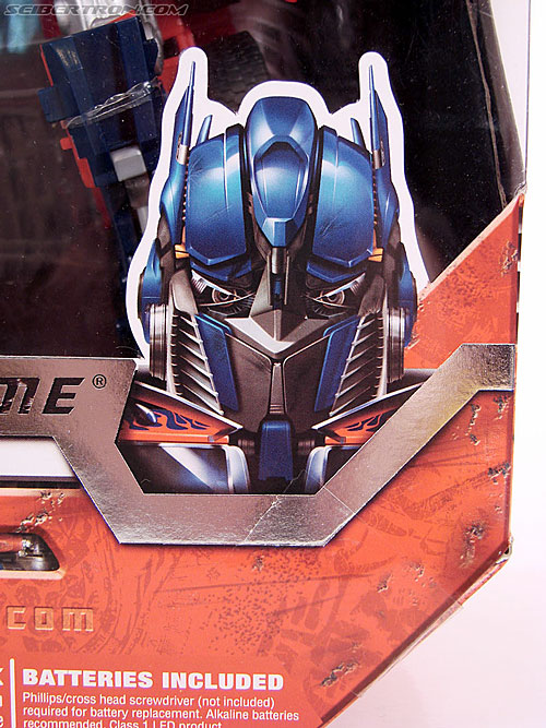 Transformers (2007) Premium Optimus Prime (Image #3 of 151)