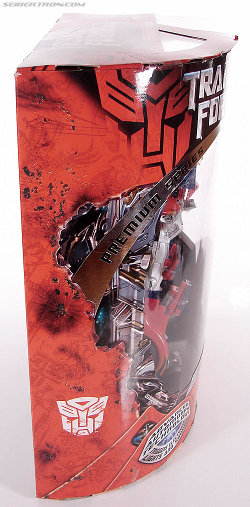 Transformers (2007) Premium Optimus Prime (Image #5 of 151)