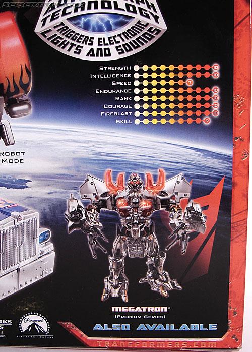 Transformers (2007) Premium Optimus Prime (Image #9 of 151)