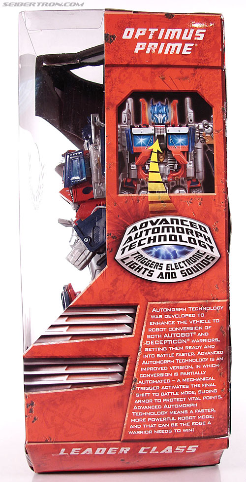 Transformers (2007) Premium Optimus Prime (Image #13 of 151)